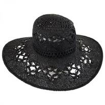Floresta Toyo Straw Swinger Hat