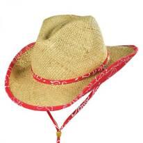 Child's Bandana Western Hat