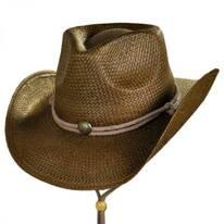 Fairhope Toyo Straw Western Hat