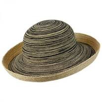 Can't Wait for June Raffia Straw Sun Hat