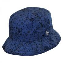 Bandana Cotton Bucket Hat