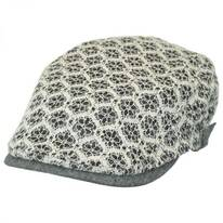 Dublin Lacy Linen and Cotton Driver Cap