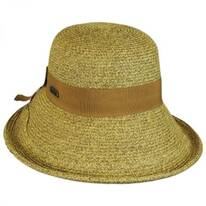 Long Beach Straw Off Face Hat