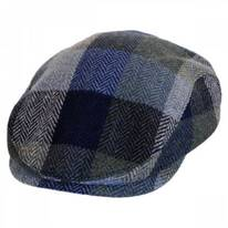 Magee Patchwork Lambswool Earflap Ivy Cap