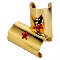 Red Star Cuffs