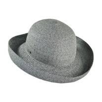 Classic Toyo Straw Roll Up Sun Hat