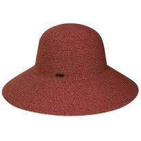 Gossamer Packable Straw Sun Hat