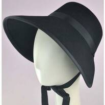 Heritage Collection 1860s Bonnet Hat - Made to Order