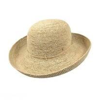 Provence 12 Raffia Straw Sun Hat