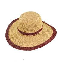 Margate Raffia Straw Floppy Sun Hat
