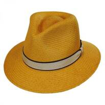Brooks Panama Fedora Hat