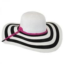 Demetria Toyo Straw Sun Hat