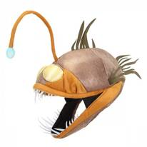 Anglerfish Jawesome Hat