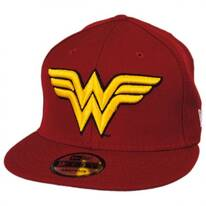 DC Comics Wonder Woman 9FIFTY Snapback Baseball Cap