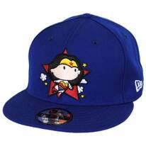 DC Comics Wonder Woman Chibi 9FIFTY Snapback Baseball Cap