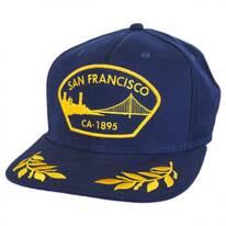 San Francisco Snapback Baseball Cap