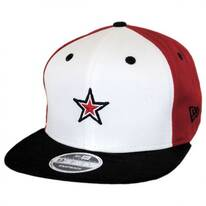 Xolos Star 9FIFTY Snapback Baseball Cap