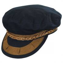 Athens Cotton Fisherman's Cap