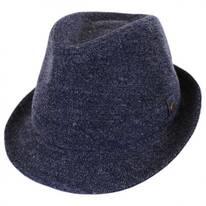 Pre-Snap Wool Blend Trilby Fedora Hat