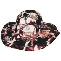 Amines Wool Felt Floppy Hat
