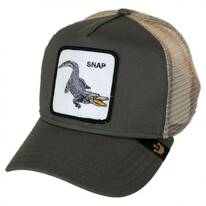 Snap At Ya Trucker Snapback Baseball Cap