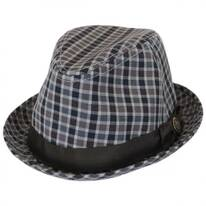 Union Park Cotton Trilby Fedora Hat