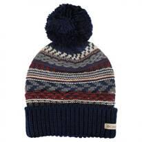 Stay Frosty Pom Knit Beanie Hat