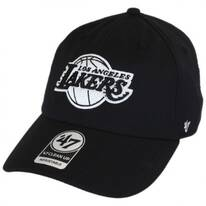 Los Angeles Lakers NBA Trackster Clean Up Adjustable Baseball Cap