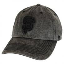 San Francisco Giants MLB Caliper Clean Up Strapback Baseball Cap Dad Hat
