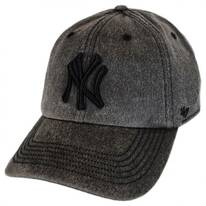 New York Yankees MLB Caliper Clean Up Strapback Baseball Cap