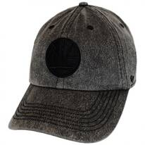 Golden State Warriors NBA Caliper Clean Up Strapback Baseball Cap Dad Hat