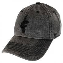 Cleveland Cavaliers NBA Caliper Clean Up Strapback Baseball Cap Dad Hat