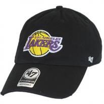 Los Angeles Lakers NBA Ridge Clean Up Strapback Baseball Cap Dad Hat