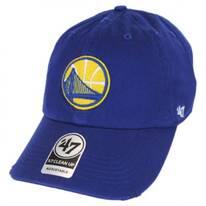 Golden State Warriors NBA Ridge Clean Up Strapback Baseball Cap Dad Hat