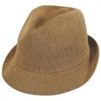 Arnie Bamboo Crushable Trilby Fedora Hat