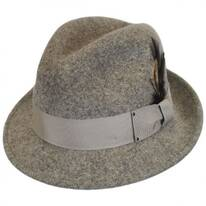 Tino Wool Felt Trilby Fedora Hat - VHS Exclusive Colors