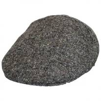 Flint Tweed Wool Ivy Cap