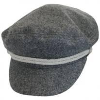 Ashland Wool Blend Fiddler Cap