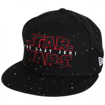 Star Wars The Last Jedi 9Fifty Snapback Baseball Cap