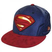 DC Comics Superman Justice League 59Fifty Fitted Baseball Cap