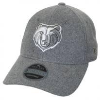 Memphis Grizzlies NBA 'Cashmere' 9Twenty Strapback Baseball Cap Dad Hat