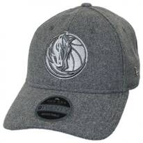 Dallas Mavericks NBA 'Cashmere' 9Twenty Strapback Baseball Cap Dad Hat