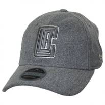Los Angeles Clippers NBA 'Cashmere' 9Twenty Strapback Baseball Cap Dad Hat