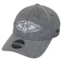 New Orleans Pelicans NBA 'Cashmere' 9Twenty Strapback Baseball Cap Dad Hat