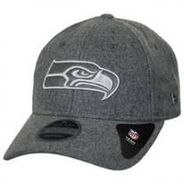 Seattle Seahawks NFL 'Cashmere' 9Twenty Strapback Baseball Cap Dad Hat