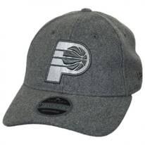 Indiana Pacers NBA 'Cashmere' 9Twenty Strapback Baseball Cap