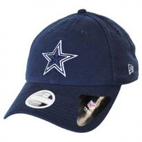 Dallas Cowboys NFL Slouch 9Twenty Strapback Baseball Cap Dad Hat