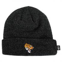 Blotch Knit Beanie Hat