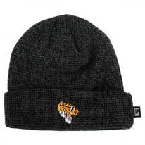 Blotch Knit Beanie Hat