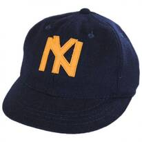 Crown Heights Low Profile Strapback Baseball Cap